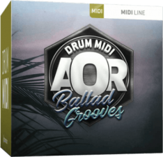 Toontrack AOR Ballad Grooves