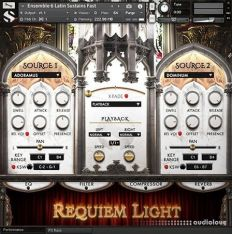 Soundiron Requiem Light