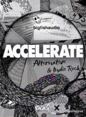 Big Fish Audio Accelerate Alternative and Indie Rock