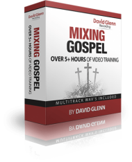 David Glenn Mixing Gospel