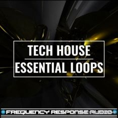 Frequency Response Audio Tech House Esssentials Loops