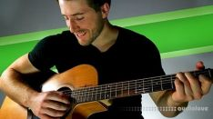 Udemy Fingerstyle Guitar Intermediate Level Fingerpicking