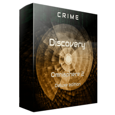 Triple Spiral Audio Discovery - Crime Deluxe