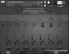 Cinematique Instruments Ensemblia 2 Orchestral