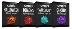 Cymatics Halloween Ultimate Samples Pack