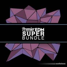Premier Sound Bank Premier EDM Super Bundle