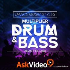 Ask Video Dance Music Styles 104 Drum and Bass