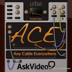 Ask Video u-he ACE Any Cable Everywhere