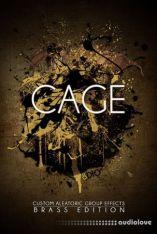 8Dio CAGE Brass