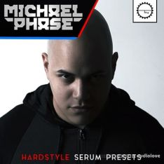 Industrial Strength Michael Phase Hardstyle Serum