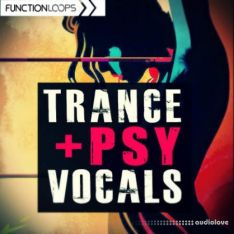 Function Loops Trance And Psy Vocals