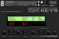 Rhythmic Robot Audio DX Keys