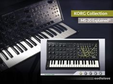 Groove3 KORG Collection MS-20 Explained