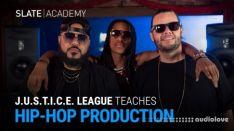 Slate Academy J.U.S.T.I.C.E. League Hip-Hop Production Masterclass