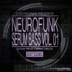 Eksit Sounds Neurofunk Serum Bass Volume 1