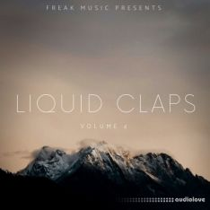 Freak Music Liquid Claps 4