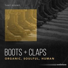 That Sound Boots and Claps
