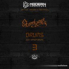 Anno Domini Drums Scarebeatz Edition 3