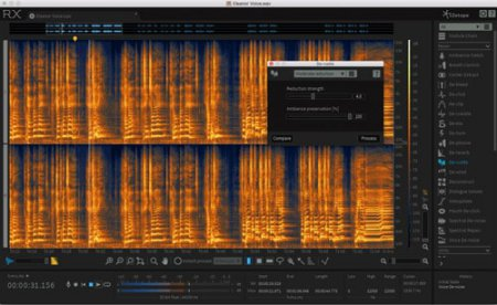 iZotope RX 6 Advanced Audio Editor v6.10 WiN