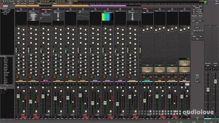 Harrison Mixbus 32C 4 v5.0.208 / v4.3.19 WiN MacOSX