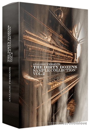 Analogic The Dirty Dozens Vol.2