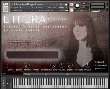 ETHERA Soundscapes KONTAKT
