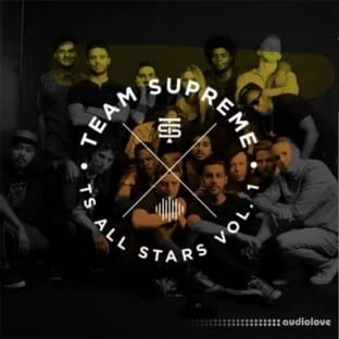 Splice Sounds Team Supreme All Stars Vol 1