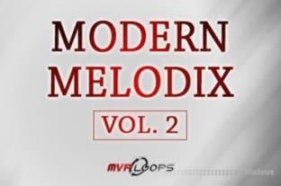 MVP Loops Modern Melodix Vol 2