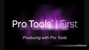 Udemy Producing with Pro Tools First