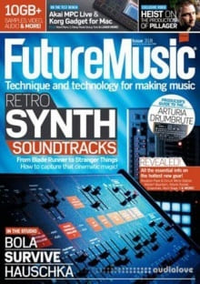 Future Music June 2017