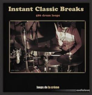 Loops De La Crème Instant Classic Breaks