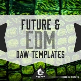 Angry Parrot Future and EDM DAW Templates
