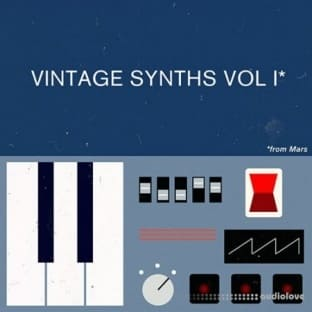 Samples From Mars Vintage Synths Vol 1