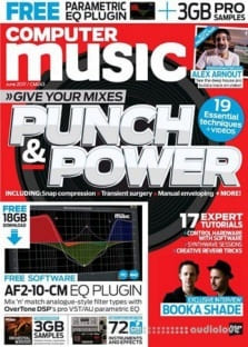 Computer Music June 2017 with COMPLETE CONTENT