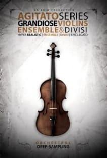 8Dio Agitato Grandiose Ensemble Violins