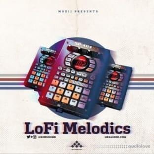 MSXII Sound Design LoFi Melodics