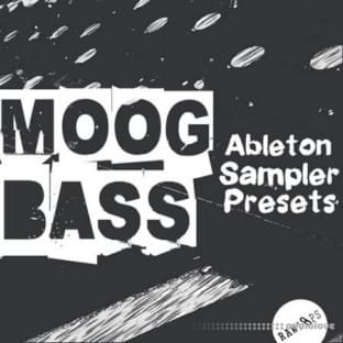 Raw Loops Moog Bass