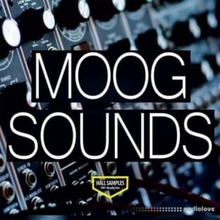 Hall Samples Moog Sounds