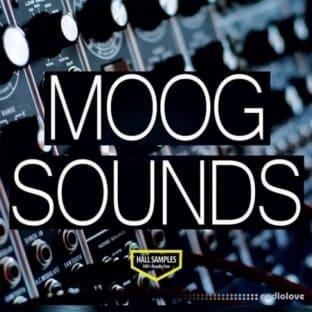 Hall Samples Moog Sounds