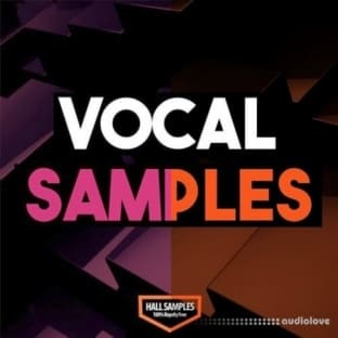 Hall Samples Vocal Samples Vol 1 and Vol 2
