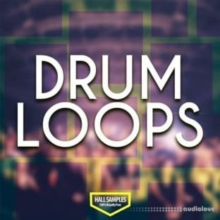 Hall Samples Drum Loops 01 and 02