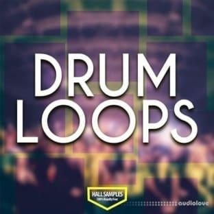 Hall Samples Drum Loops 01 and 02