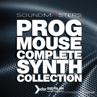 Sound Masters PROG MOUSE Complete Synth Collection