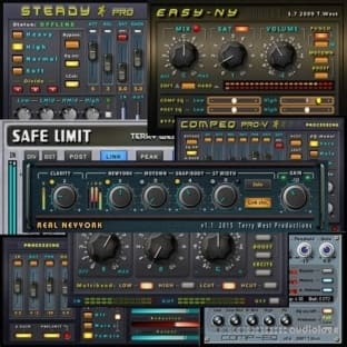 Terry West Productions Compressors Bundle