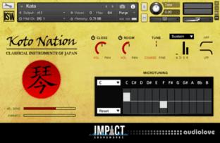 Impact Soundworks Koto Nation 2