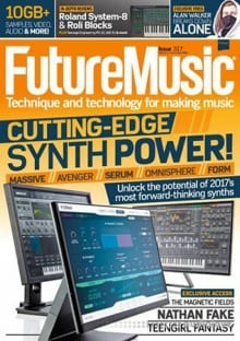Future Music May 2017 with COMPLETE CONTENT