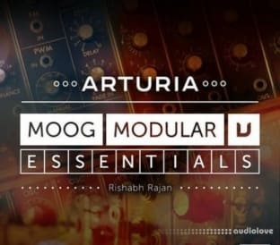 Ask Video Arturia V 102 Moog Modular V Essentials