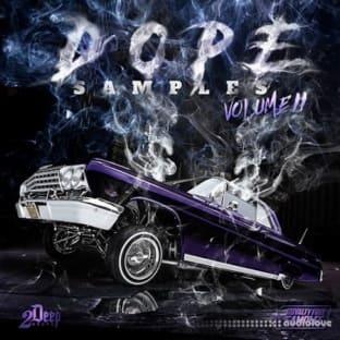 2Deep Dope Samples Vol 2