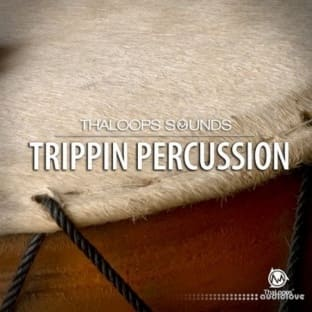ThaLoops Trippin Percussion Loops