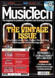 MusicTech June 2017